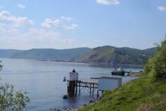 У истока - Отдых на Байкале