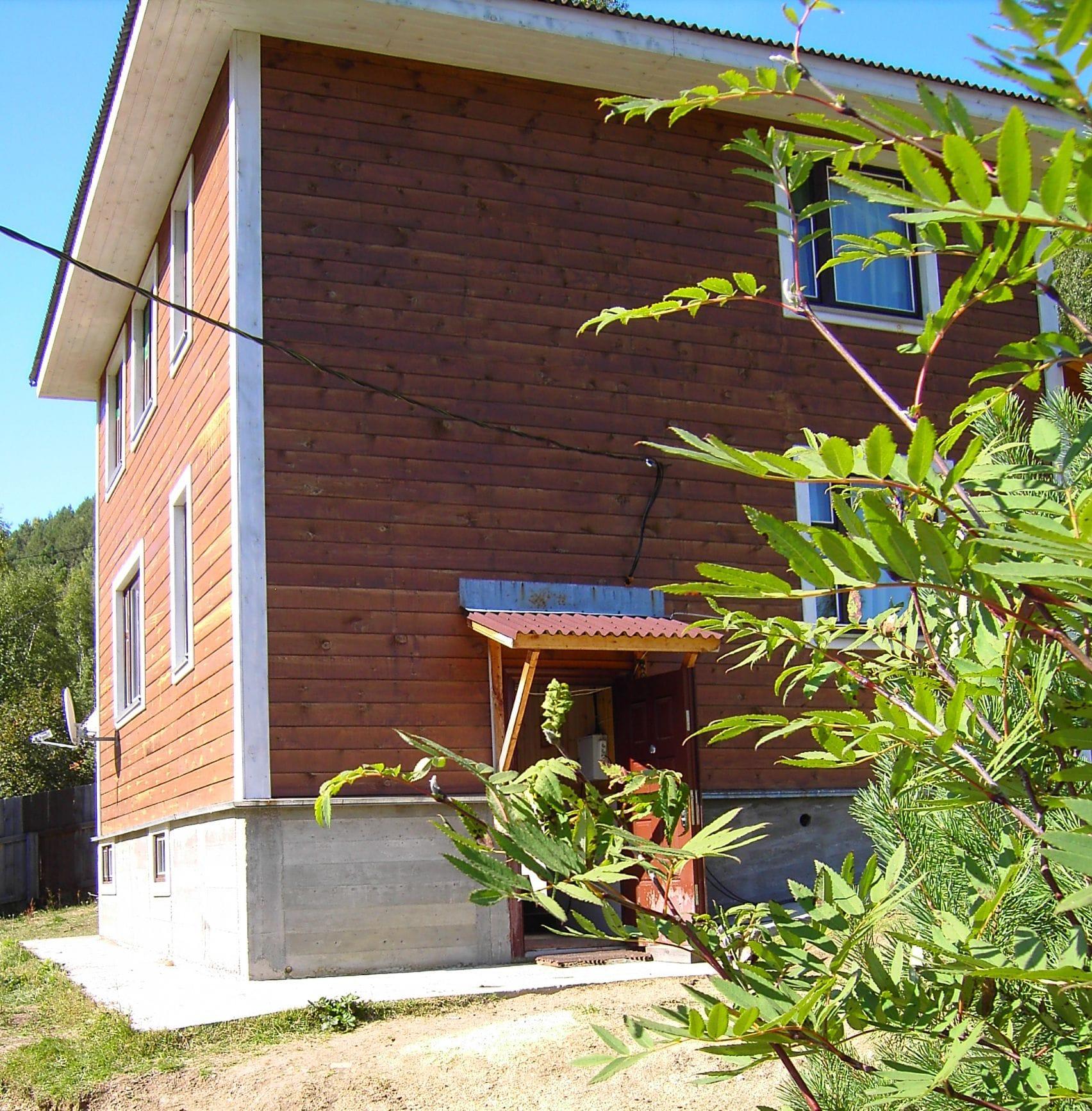 Дом на Байкале. Отдых на Байкале летом
