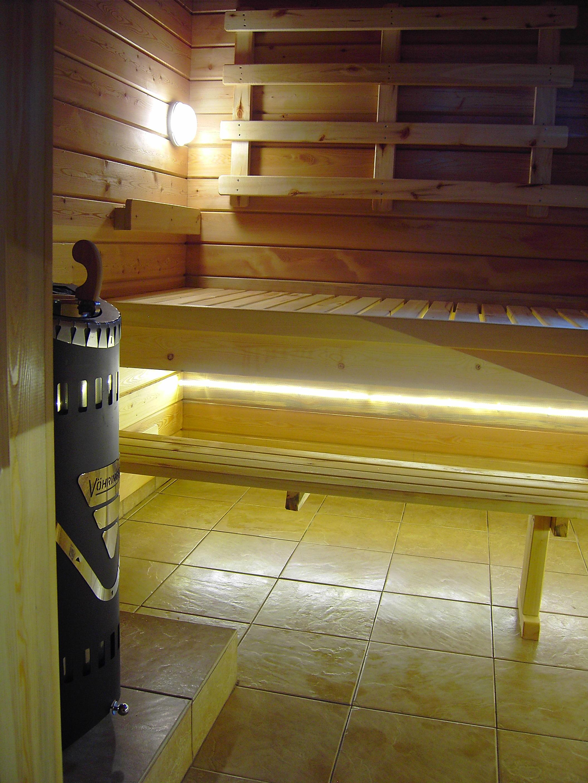 Печь в бане в Листвянке - Дом на Байкале